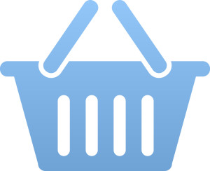 digital image of a shopping basket